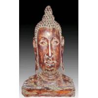 Buy cheap Polyresin Buddha Head from wholesalers