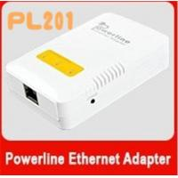 Buy cheap 200Mbps Powerline Ethernet Adapter, 2PCS/Pair from wholesalers