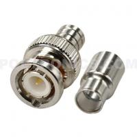 Buy cheap BNC-6259 Two-Piece BNC Male Crimp On Connector to RG59 CCTV Coaxial Cable from wholesalers