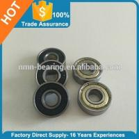 Buy cheap Plastic miniature bearing 608, 626 sliding door roller bearing - Factory Direct Supply from wholesalers