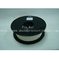 Buy cheap Makerbot PLA Fluorescent Filament 1kg / Spool , Good Toughness product