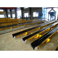 Buy cheap 6m Prestressed Concrete Electric Pole Mould , Concrete Pole Steel Mould product