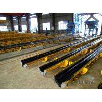 Buy cheap 6m Prestressed Concrete Electric Pole Mould , Concrete Pole Steel Mould product