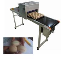 Buy cheap Automatic Egg Date Stamp Machine With Six Ink Can Print 1.2 Million Eggs from wholesalers