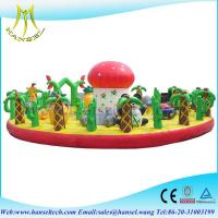 Buy cheap Hansel Giant commercial mascot kids inflatable amusement park toy supplies from wholesalers