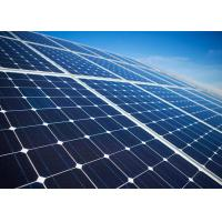 Buy cheap A Grade Silicon Solar Panels Aluminum Alloy Fram ISO9001 Standard from wholesalers