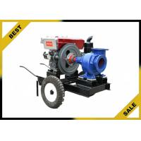 Buy cheap High Pressure Water Pump Single Stage , Agriculture Diesel Engine Pump Irrigation from wholesalers