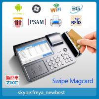 Buy cheap 7 Inches Programmable Android POS Terminal Intelligent With SDK from wholesalers
