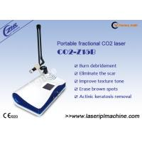 Buy cheap Portable 2 in 1 System Skin Resurfacing Fractional Co2 Laser Mahicne from wholesalers