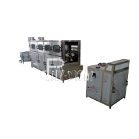Buy cheap SUS 304 Pipe Connection 300 BPH Gallon Water Plant from wholesalers