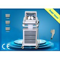 Buy cheap 800 W 3.5mm Cartridges High Intensity Focused Ultrasound Machine 4 J / Cm2 from wholesalers
