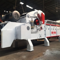 Buy cheap 365r Min Automatic Hammer Broken Pallet Wood Crushing Machine from wholesalers