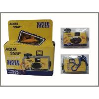 Buy cheap Disposable Cameras with waterproof function from wholesalers