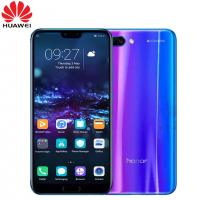 Buy cheap wholesale Huawei Honor 10 5.84 inch 2280x1080p Honor10 screen Mobile Phone Octa Core face ID NFC android 8.1 3400mAh bat from wholesalers