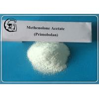 Buy cheap Methenolone Acetate Primobolan Steroid Raw White Powder CAS 434-05-9 Increase Endurance from wholesalers