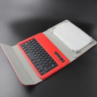 Quality Wireless 7 Inch Tablet Keyboard Cover , PU Leather bluetooth keyboard for for sale