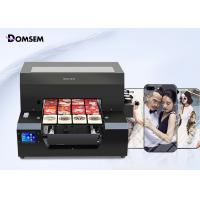 Buy cheap Emboss Full Automatic Led A3 UV Flatbed Printer AC100-240V For Glass Phone Case from wholesalers