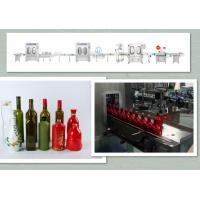 Buy cheap Stable Performance Liquor Bottle Filling Machine  0.6-0.8 Mpa 380V / 50HZ from wholesalers