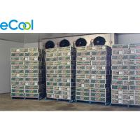 Buy cheap Controlled Atmosphere Cold Storage / Paneal Assembling Insulation Refriegration Warehouse from wholesalers