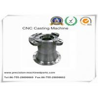 Buy cheap 5 Axis Grinding CNC Machining Parts Anodizing with Copper / Brass from wholesalers