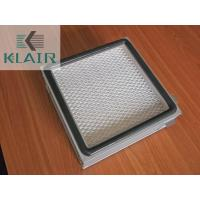 Buy cheap Oem Mini Pleat Hepa Filter Air Purifier With Micro Glass Fiber Media from wholesalers