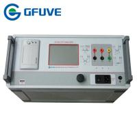 Buy cheap GF106 CT PT Analyzer Ct Pt Testing Equipment Type Printer Portable Accuracy 0.05% from wholesalers