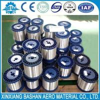 Buy cheap AISI 304 & AISI 316 7X19 12mm Stainless Steel Wire china manufacture from wholesalers