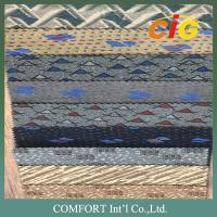 Buy cheap 100% Polyester Auto Upholstery Fabric 220GSM X 150CM with 4mm Foam from wholesalers