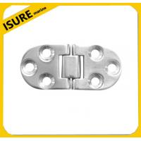Buy cheap Stainless Steel Boat / Marine Flush Mount Cast Hinge from wholesalers