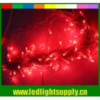 Buy cheap christmas decorations AC fairy led string lights ofr outdoor from wholesalers