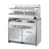 Buy cheap Free Standing Gas Cooker  JZ2510 from wholesalers