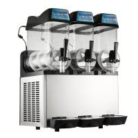 Buy cheap Single Compressor Ice Slush Machine Air Cooling With Three Bowl from wholesalers