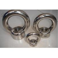 Buy cheap stainless steel Eyebolts,GB/T 825、JIS B 1168、ASME B18.15、DIN 580 from wholesalers
