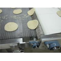 Buy cheap Biscuit Baking Honeycomb Food Conveyor Belt Flat Flex Design Anti Corrosion from wholesalers