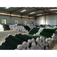Buy cheap Galvanized Steel Chain Link Fence For Sport Ground / School / Garden from wholesalers