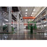 Buy cheap Galvanised Platform Steel Frame With Structural Angle Steel Fly Brace from wholesalers