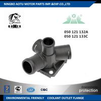 Buy cheap AUDI A4 VW Thermostat Housing Assembly 050121132A 050121133C SGS from wholesalers
