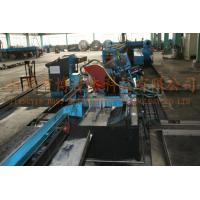 Buy cheap Elevator Lift Guide Rail Metal Roll Forming Machine 30~55kw Galvanized Sheet from wholesalers