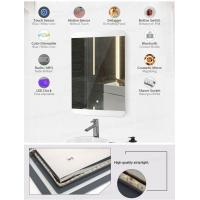 Buy cheap High Efficiency LED Bathroom Mirrors Touch Screen Switch CE Certificated from wholesalers