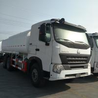 Buy cheap SINOTRUK HOWO A7 Fuel Tanker Truck For Transportation 18000L Volume Φ430 Clutch from wholesalers