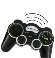 Buy cheap 2.4G Wireless Joypad from wholesalers