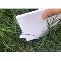Buy cheap Presentation Closed Cell PVC Foam Board Sound Insulation 5mm Thinckness from wholesalers