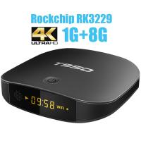 Buy cheap T95D Android Mini PC , 1GB 8GB Mini PC Android Quad Core Support 4K 2.4G WiFi from wholesalers
