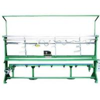 Buy cheap Automation Textile Finishing Machinery , 8 - 16 Lines Reeding Jacquard Knitting Machine from wholesalers
