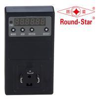 Buy cheap Two Way Adjustabledigital Solenoid Valve Timer 110VAC 240VAC DIN43650A product