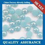 Buy cheap 0518C Newest products hotfix ceramic rhinestones; ceramic hot fix half pearl beads; Round nail art ceramic rhinestone from wholesalers