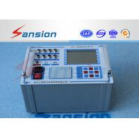 Buy cheap Selectable High Voltage Circuit Breaker Testing Machine Easy Operation from wholesalers