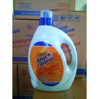 Buy cheap Blue Ribbon good smell 3L Liquid detergent/2L Liquid Detergent/OEM Liquid Detergent used for washing machine and hand from wholesalers