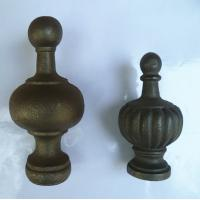 Buy cheap wrought iron ornamental knob from wholesalers