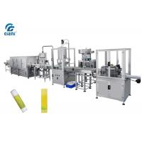Buy cheap High Precision Glue Stick Filling Machine 6 Nozzles With SUS304 Material from wholesalers